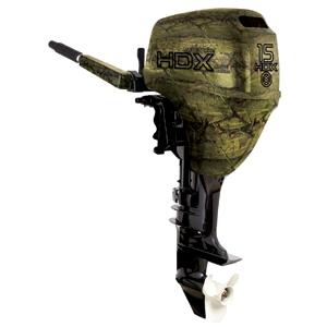 Лодочный мотор HDX T 15 BML Forest